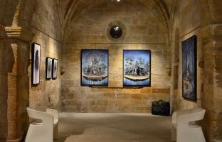 Exposition Vision Bord à la chapelle st sulpice